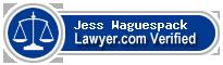 Jess J Waguespack  Lawyer Badge