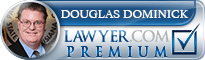 Douglas Clifton Dominick  Lawyer Badge