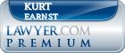 Kurt Russell Earnst  Lawyer Badge