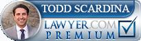 Todd Scardina  Lawyer Badge