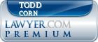 Todd R. Corn  Lawyer Badge