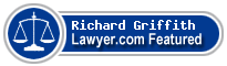 Richard Eugene Griffith  Lawyer Badge