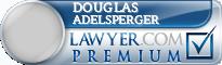 Douglas Reed Adelsperger  Lawyer Badge