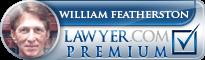 William Preston Featherston  Lawyer Badge