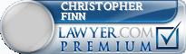 Christopher M Finn  Lawyer Badge