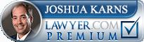 JOSHUA R KARNS  Lawyer Badge