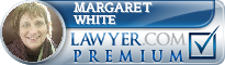 Margaret M. White  Lawyer Badge