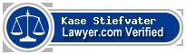 Kase Leigh Stiefvater  Lawyer Badge