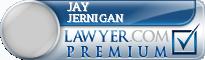 Jay Lawrence Jernigan  Lawyer Badge