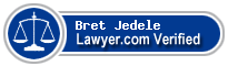 Bret W. Jedele  Lawyer Badge