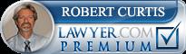 Robert Curtis  Lawyer Badge