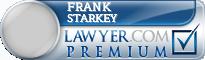 Frank Malcolm Starkey  Lawyer Badge