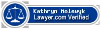 Kathryn Deneut Molewyk  Lawyer Badge