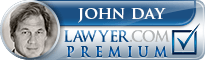 John W. Day  Lawyer Badge
