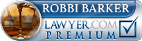 Robbi Gail Barker  Lawyer Badge