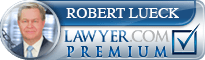 Robert Wayne Lueck  Lawyer Badge