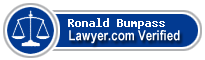 Ronald Eugene Bumpass  Lawyer Badge