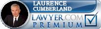 Laurence W B Cumberland  Lawyer Badge