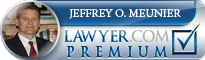 Jeffrey Owen Meunier  Lawyer Badge