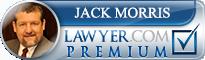 Jack Eric Morris  Lawyer Badge