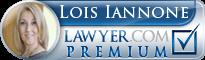 Lois Iannone  Lawyer Badge