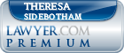Theresa Lynn Sidebotham  Lawyer Badge