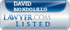 David Biondolillo Lawyer Badge