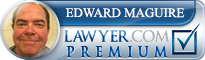 Edward Coleman Maguire  Lawyer Badge