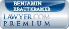 Benjamin J. Krautkramer  Lawyer Badge
