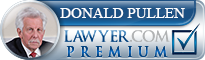 Donald C. Pullen  Lawyer Badge