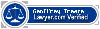 Geoffrey B. Treece  Lawyer Badge