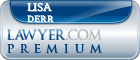 Lisa L. Derr  Lawyer Badge