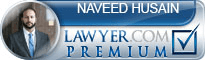 Naveed S. Husain  Lawyer Badge