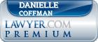 Danielle A. R. Coffman  Lawyer Badge