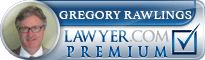 Gregory D. Rawlings  Lawyer Badge