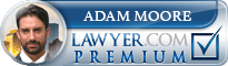 Adam William Galvan Moore  Lawyer Badge