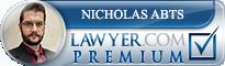 Nicholas R. Abts  Lawyer Badge