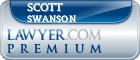 Scott K. Swanson  Lawyer Badge