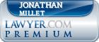 Jonathan A Millet  Lawyer Badge