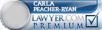 Carla Peacher-ryan  Lawyer Badge