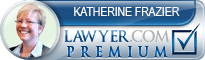 Katherine Frazier  Lawyer Badge