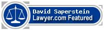 David E. Saperstein  Lawyer Badge