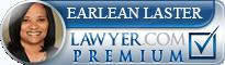 Earlean A. Laster  Lawyer Badge