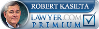 Robert J. Kasieta  Lawyer Badge