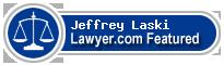 Jeffrey M. Laski  Lawyer Badge
