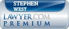 Stephen West  Lawyer Badge