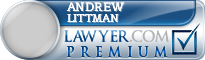Andrew C. Littman  Lawyer Badge