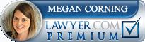 Megan E. Corning  Lawyer Badge