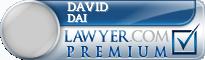 David Dai  Lawyer Badge