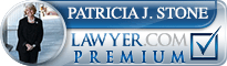 Jo Stone  Lawyer Badge